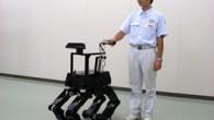 [יפן]. חברת NSK בשיתוף עם האוניברסיטה לתקשורת חשמלית (UEC) מפתחות כלבוט – כלב נחייה רובוטי, אשר מתוכנן לסייע לעיוורים לצלוח את דרכם בעצמאות וביעילות. החברה פרסמה הודעה לעיתונות ביפנית, ובתוך […]
