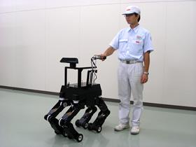 כלב נחייה רובוטי
